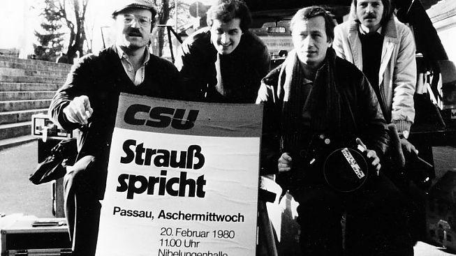 """Der Kollektivfilm """"Der Kandidat"""" von Stefan Aust war 1980 sogar """"besonders wertvoll""""."""